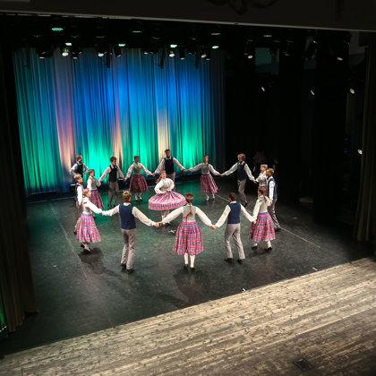 Ziemassvētku koncerts Ziemeļblāzmā / DECEMBRIS 2017